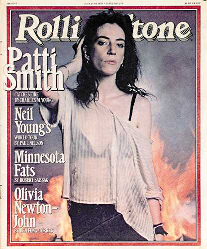 Rolling Stone July 27 1978 Cover Photo By Annie Leibovitz